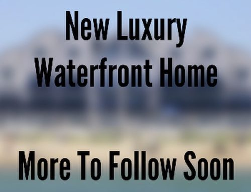 New Luxury Waterfront Home