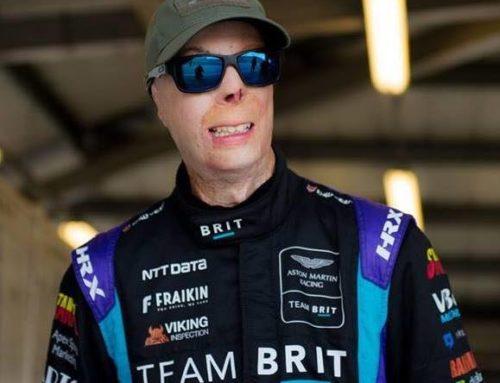 Martyn Compton Racing Sponsorship