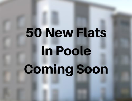 50 new flats in Poole