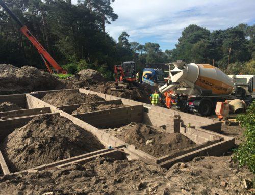 Site Updates at Munster Road