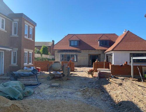 Construction Management at Keyhaven