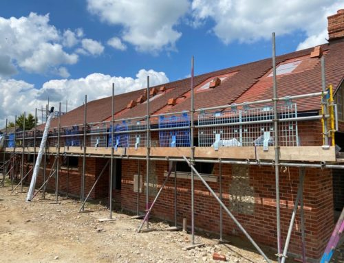 3 New Houses Coming Along in Shaftesbury