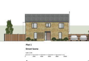 Technical drawings for stourvale road