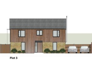 Technical drawings for stourvale road, southbourne